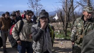 Словенската полиция откри нелегални мигранти в български камион