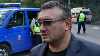 МВР имат видео само със силуета на бияча на Красимир Кънев, търсят други