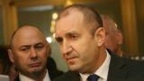 Румен Радев намекна, че Цветанов не чете добре