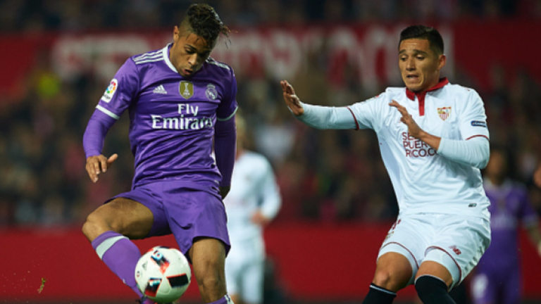 Мариано Диас е новият №7 на Реал (Мадрид)