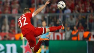 УЕФА предприема дисциплинарни действия срещу Байерн (Мюнхен)