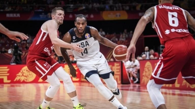 САЩ победи Полша с 87:74 и завърши на 7-о място