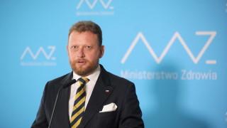 Министърът на здравеопазването на Полша подаде оставка