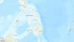 Земетресение с магнитуд 7,2 разтърси Филипините
