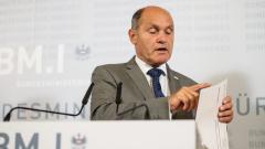 Вътрешното министерство на Австрия поиска отлагане на президентския вот