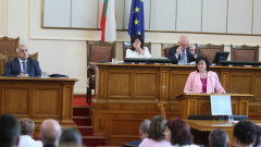 БСП постави на дебат в зала Председателството