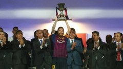 Барса грабна Суперкупата на Испания след обрат срещу Севиля