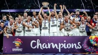 Словения обърна финала без контузените си звезди