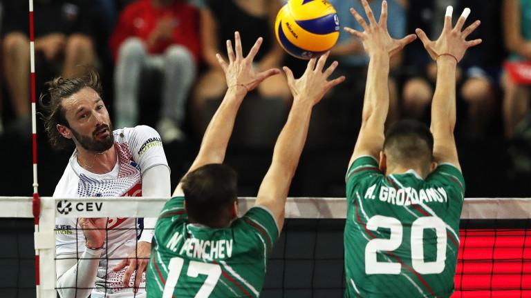 Франция надигра категорично България и загатна за огромен потенциал по