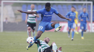 Бабатунде Адениджи ще играе в кошмар на Левски