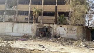 Ислямска държава си върна ключов град