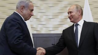 Путин обяви: Израел е близо до свободна търговия с Евразийския икономически съюз
