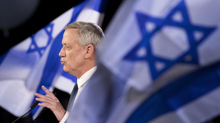 Разделение в основната израелска опозиционна партия, след като нейният лидер