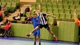 Локомотив (ГО) на крачка от сензация срещу шампионите в хандбалното първенство