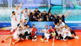 Франция спечели за втори път волейболната Световна лига след драматична победа над Бразилия