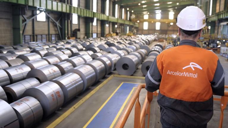 Най-големият производител на стомана в света продава строителния си бизнес