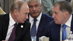 Москва разказа за кратката беседа между Тръмп и Путин на Г-20