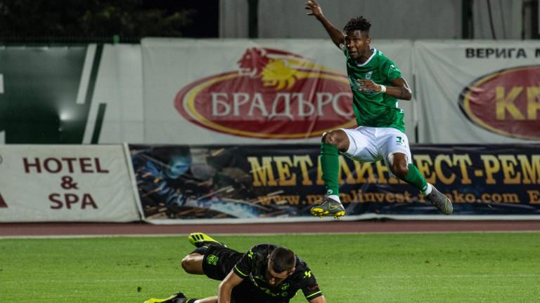 Новата звезда на Берое бързо попадна в полезрението на Левски