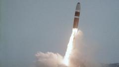 Франция изстреля успешно балистична ракета от атомна подводница