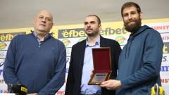 Барчовски и националите по баскетбол са номер едно през февруари