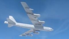 Русия пусна видео с изтребители Су-27 до бомбардировач на САЩ Б-52