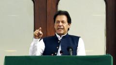 """Премиерът на Пакистан нарече Осама бин Ладен """"мъченик"""""""