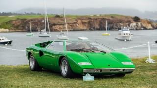 Lamborghini Countach стана на 50