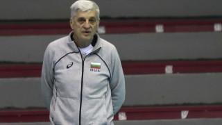 Иван Сеферинов: Времето ни притиска, игра по-ограничен състав