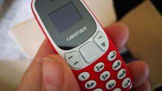 Иззеха 50 мини телефона на Аерогара София