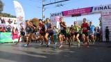 Митко Ценов спечели бягането на 10 550 метра на Софийския маратон