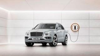 Bentley представи първия си хибрид