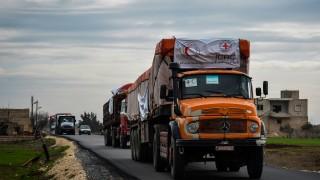 """Кюрдски милиции в Сирия прехвърлят бойци от фронта срещу """"Ислямска държава"""" в Африн"""