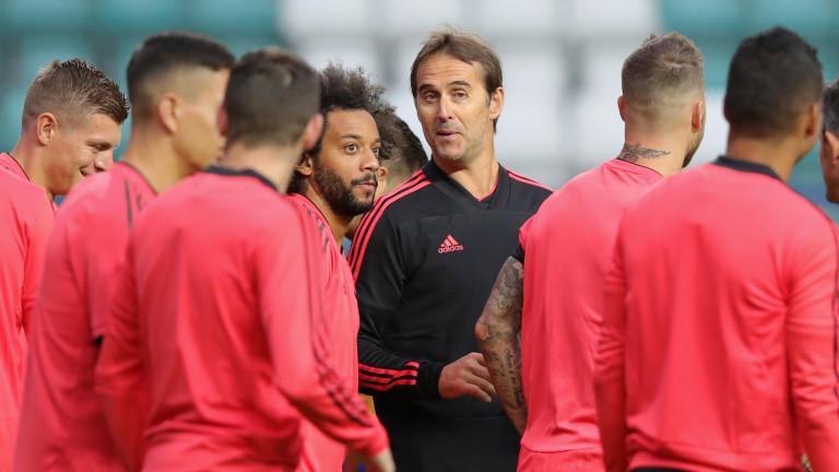 Испанският гранд Реал (Мадрид) записа новантирекорд в пасива си, отбелязват