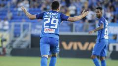 Офанзивен Левски срази Септември и се изкачи на върха в Първа лига