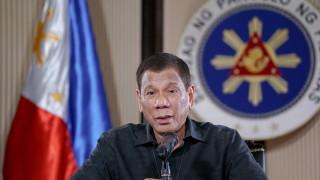 Филипините приеха спорен закон срещу тероризма
