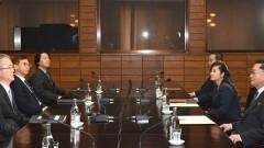 САЩ подкопават опитите за помирение между Северна и Южна Корея, скочи Пхенян