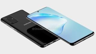 Първи изображения на Samsung Galaxy S11