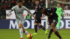 Рома удължи договора на свой полузащитник