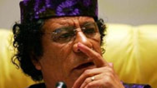 Кадафи: САЩ заплати на Либия за случая Локърби