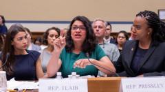 Палестинците заклеймиха атаката на Тръмп срещу членката на Конгреса с палестински корени