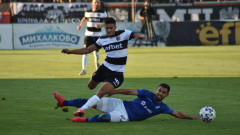 Локомотив (Пд) с важна победа над Черно море, Курьор поведе при голмайсторите в първенството
