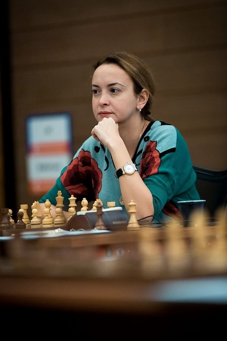 Антоанета Стефанова победи Ушенина в Ханти-Мансийск