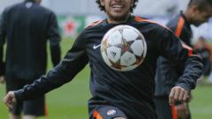 Милан съвсем близо до привличането на Луис Адриано