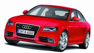 """Новото Audi A4 отличено със """"Златен волан"""" още преди да стъпи на пътя"""
