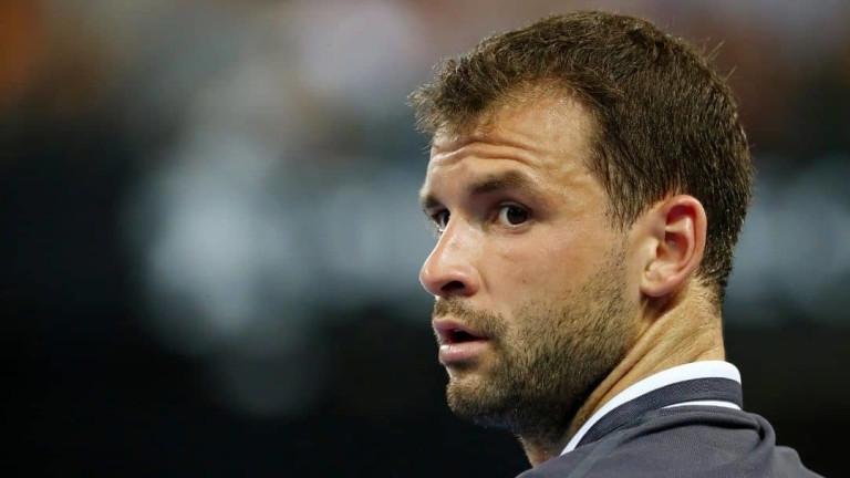 """Григор Димитров получи """"уайлд кард"""" за квалификациите за ATP 250 в Женева"""