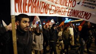 Гърция одобри военно споразумение със САЩ на фона на протести
