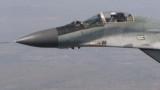 Изтребител МиГ-29 се разби в Словакия