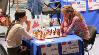 Стефанова забрави вкуса на победата