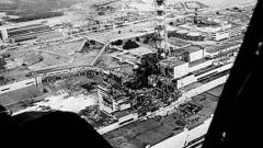 До края на годината трябва да е готов саркофагът над Чернобилската АЕЦ
