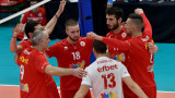 Волейболният ЦСКА загря с 3:0 за дербито с Левски